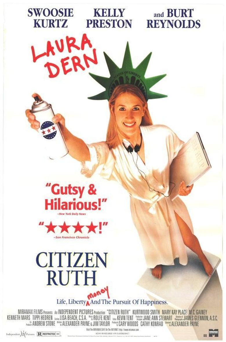 Citizen Ruth Poster