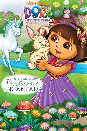 Dora the Explorer: Dora's Enchanted Forest Adventures Poster