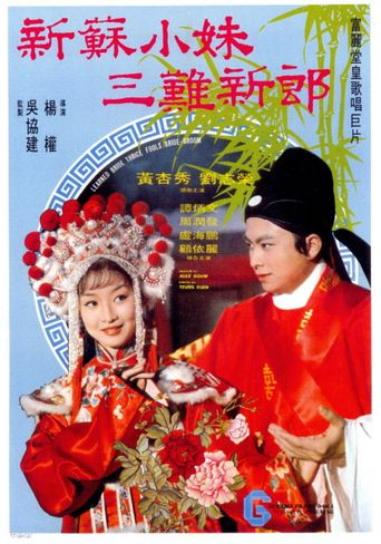 Learned Bride Thrice Fools the Bridegroom Poster