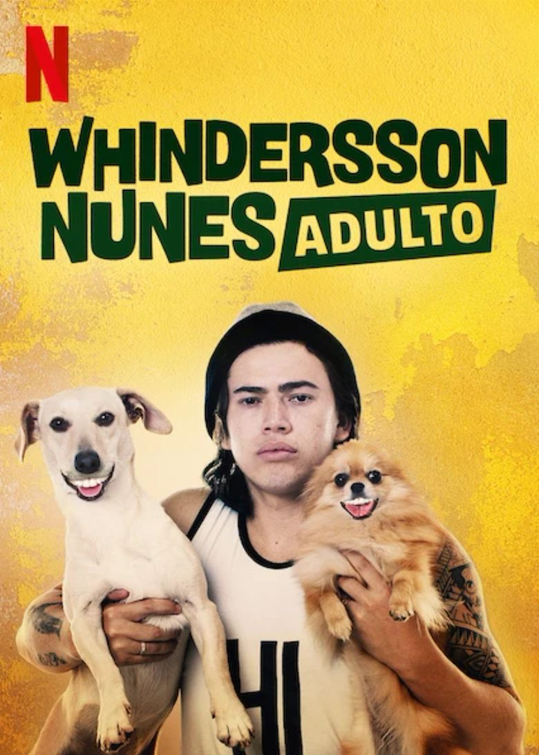 Whindersson Nunes: Adult Poster