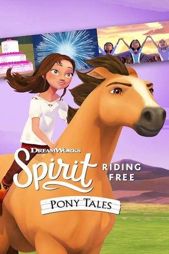 Spirit Riding Free: Ride Along Adventure Poster