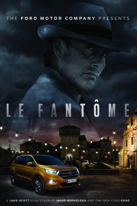 Le Fantôme Poster