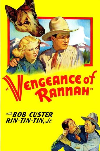 Vengeance of Rannah Poster