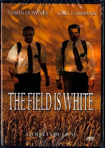 The Field Is White Poster