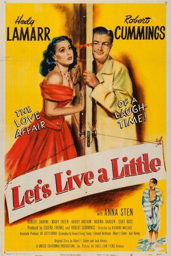 Let's Live a Little Poster
