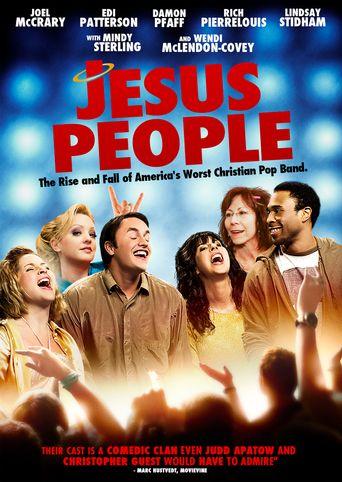 Jesus People Poster
