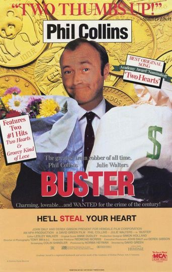 Buster Poster