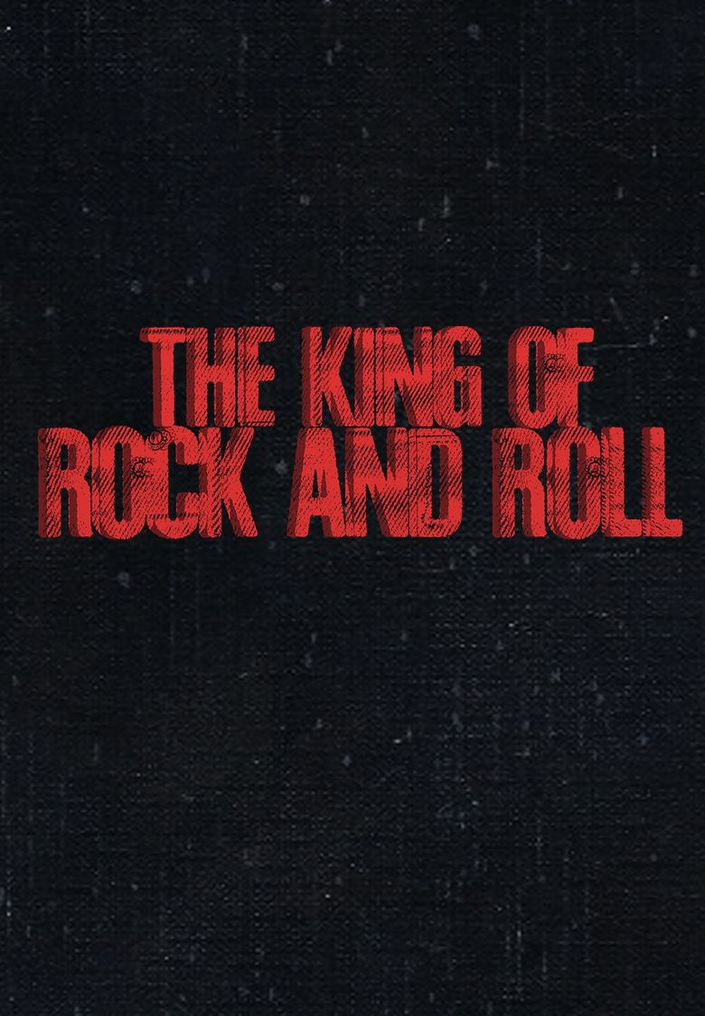 The King of Rock and Roll Poster