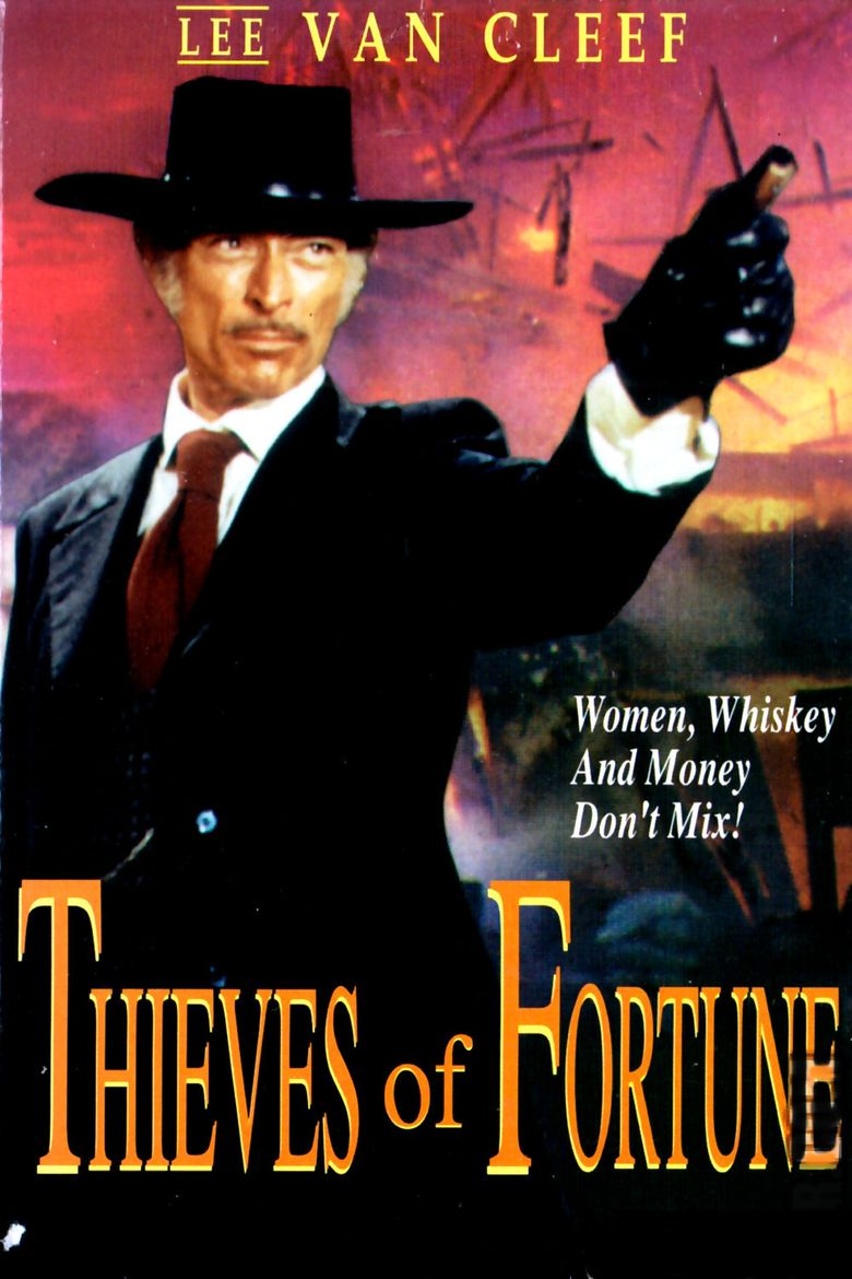 Thieves of Fortune Poster