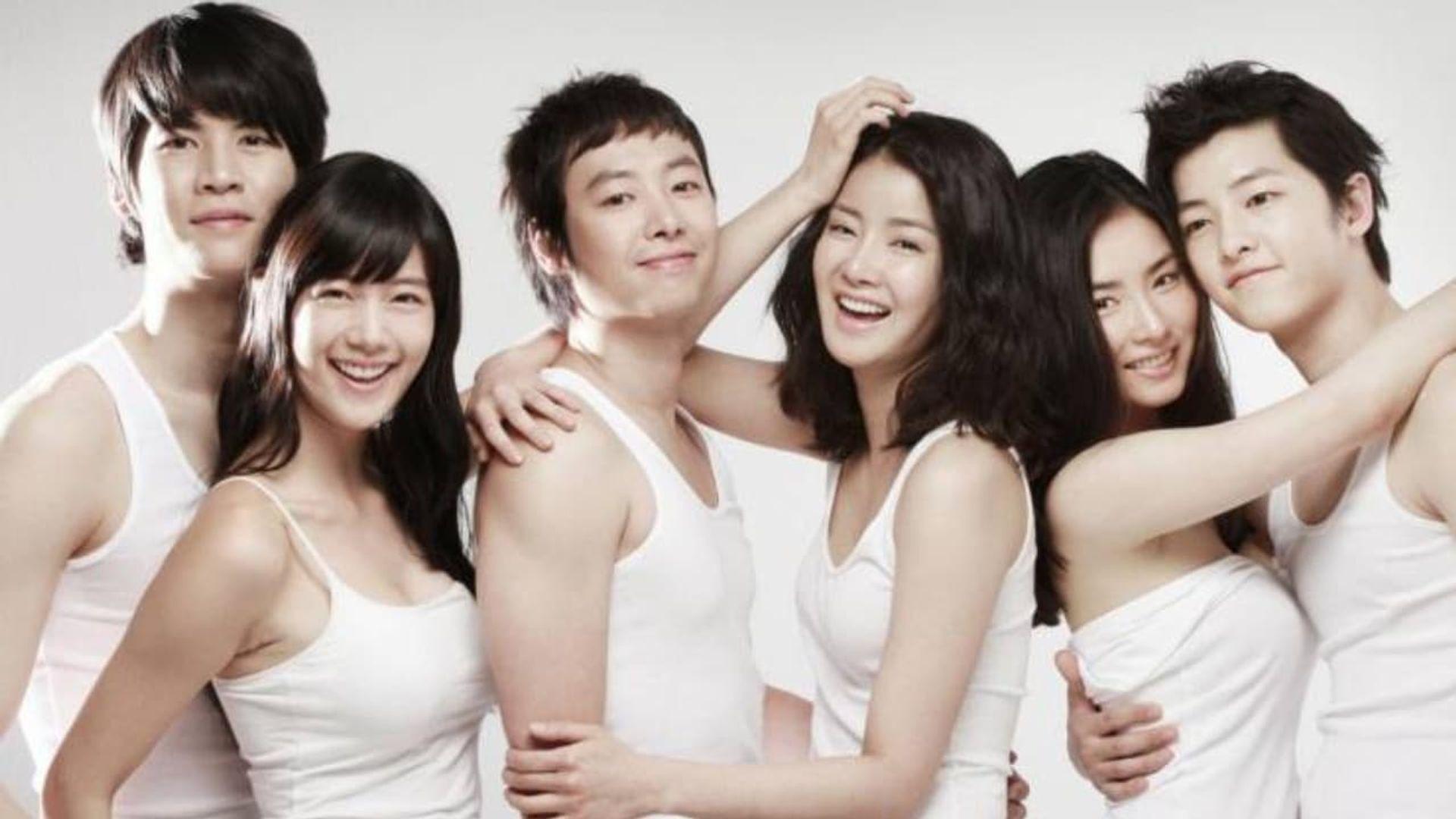 En gutt og en jente dating