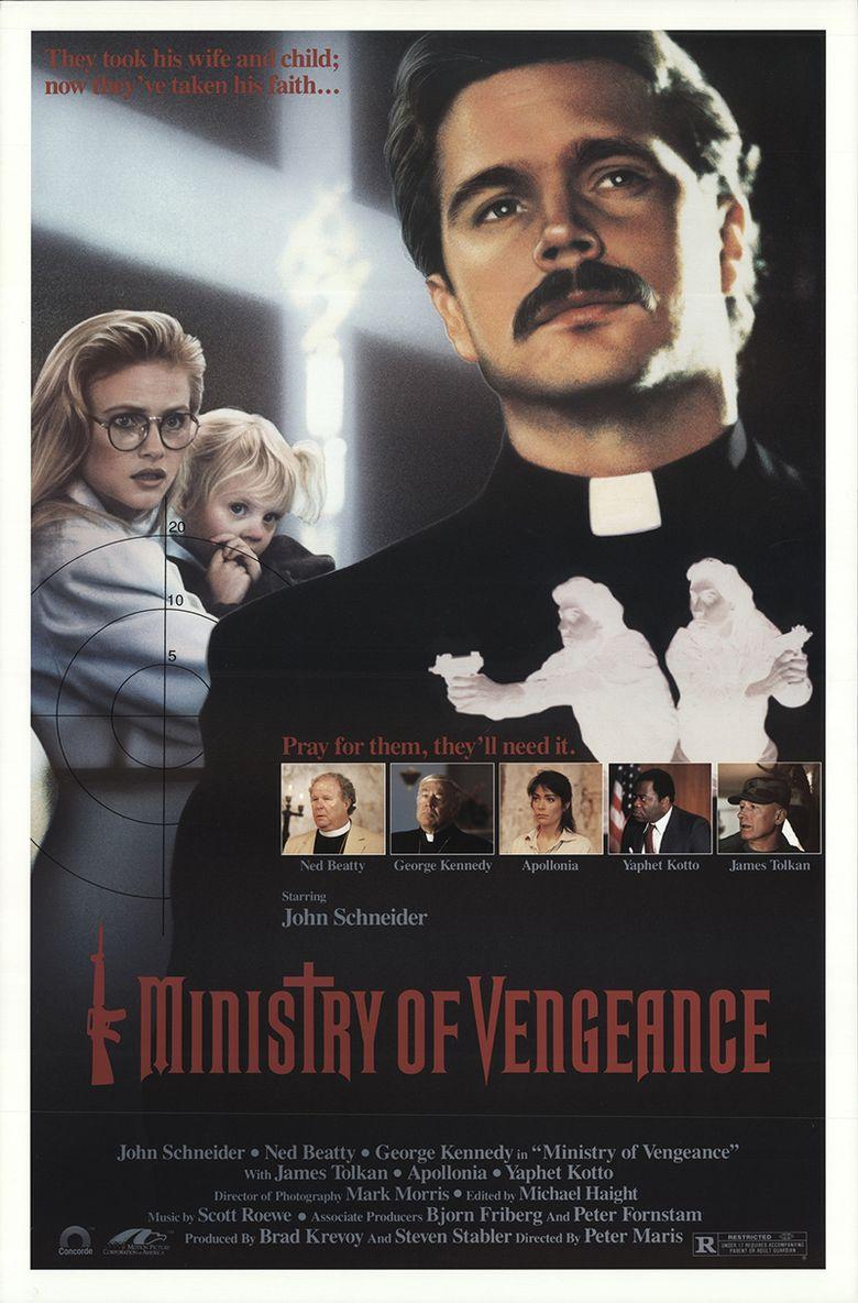 Ministry of Vengeance Poster
