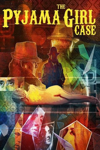 The Pyjama Girl Case Poster