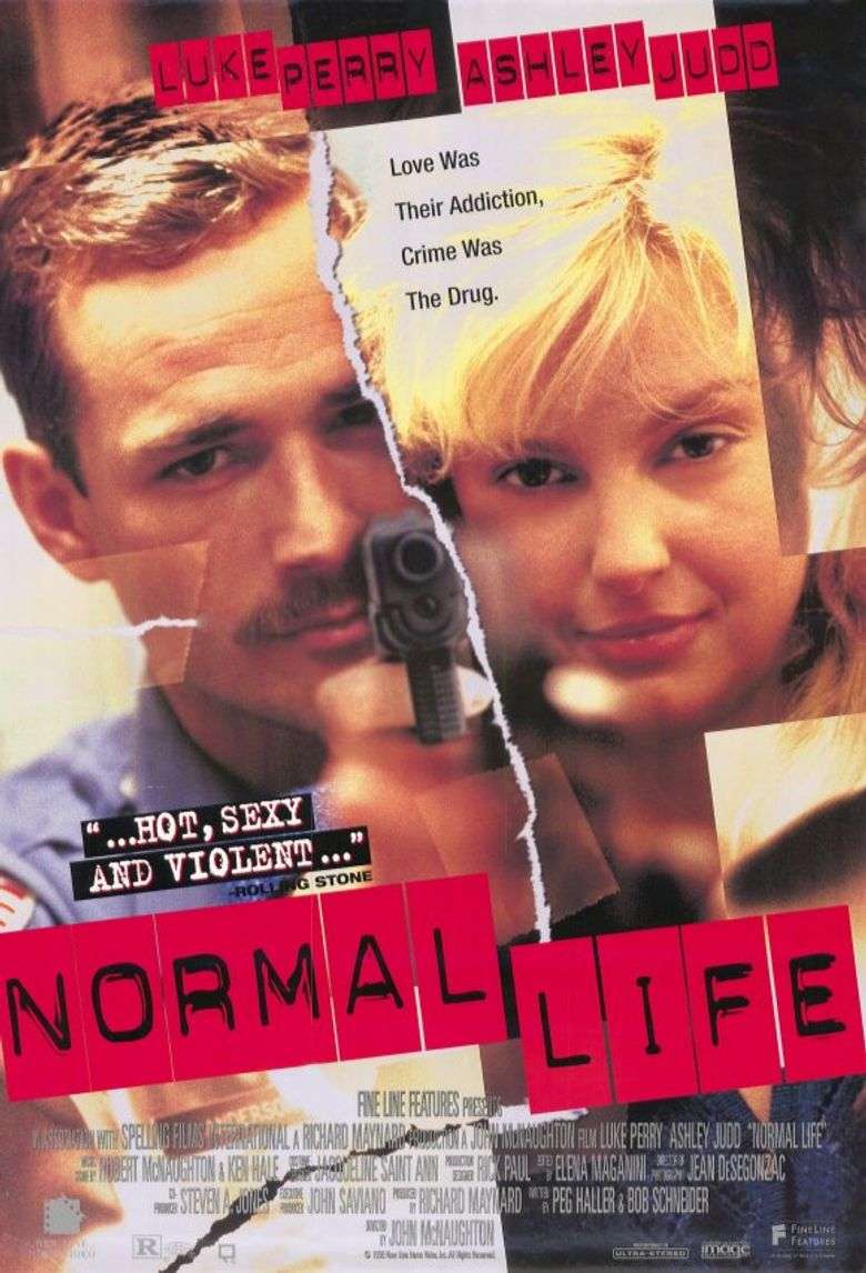 Normal Life Poster