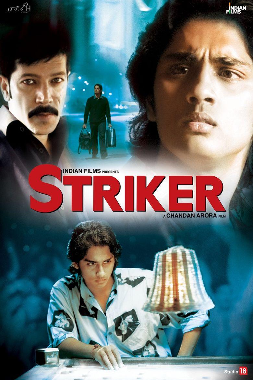 Striker Poster