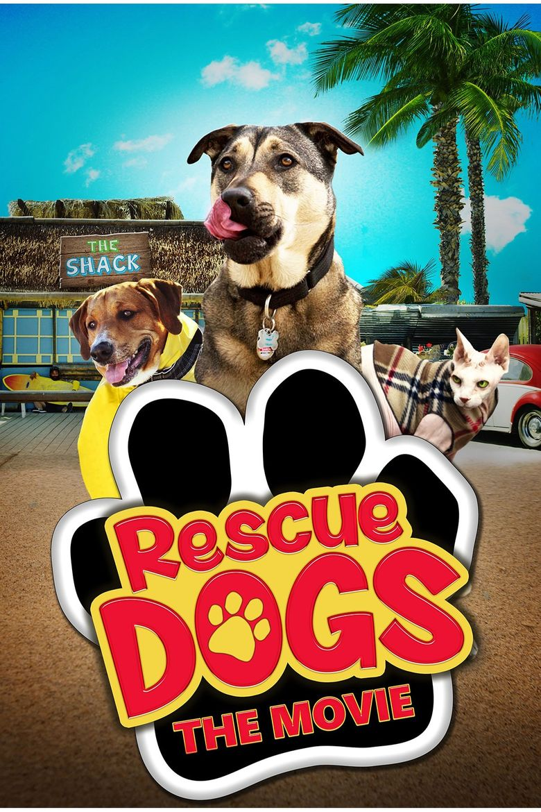 Rescue Dogs Poster