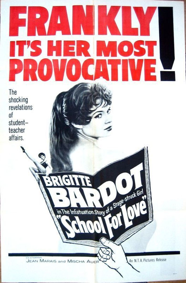 School for Love Poster