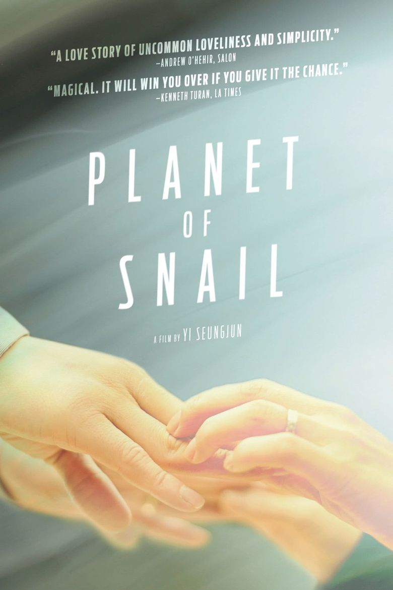 Planet of Snail Poster