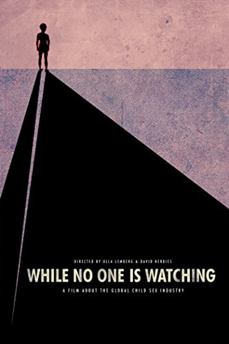While No One Is Watching Poster