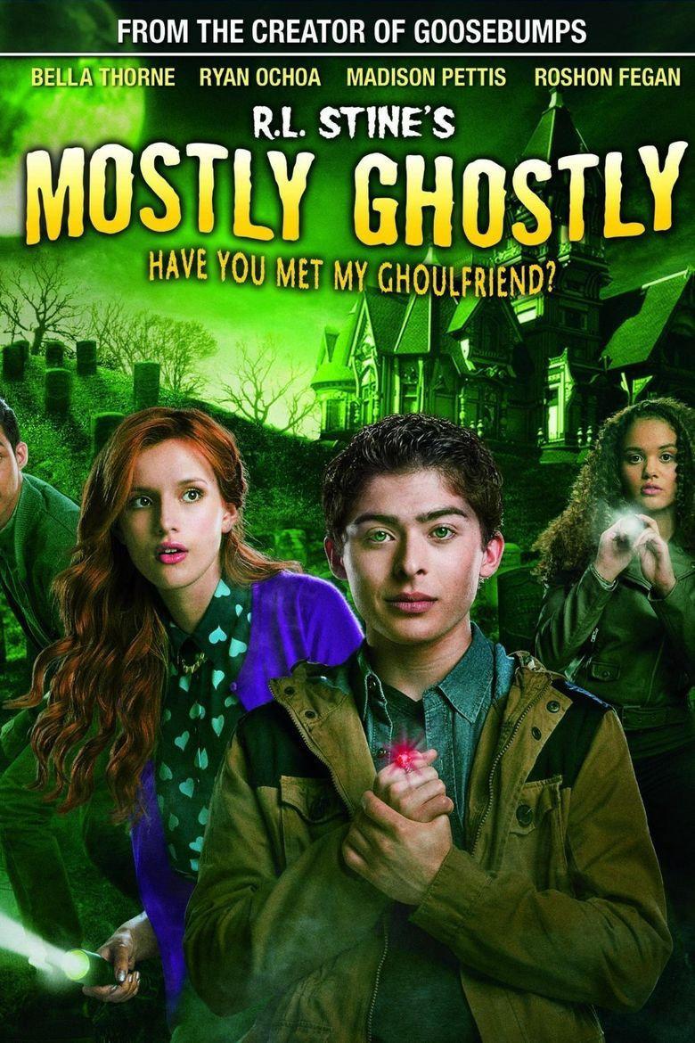 Watch Mostly Ghostly: Have You Met My Ghoulfriend?