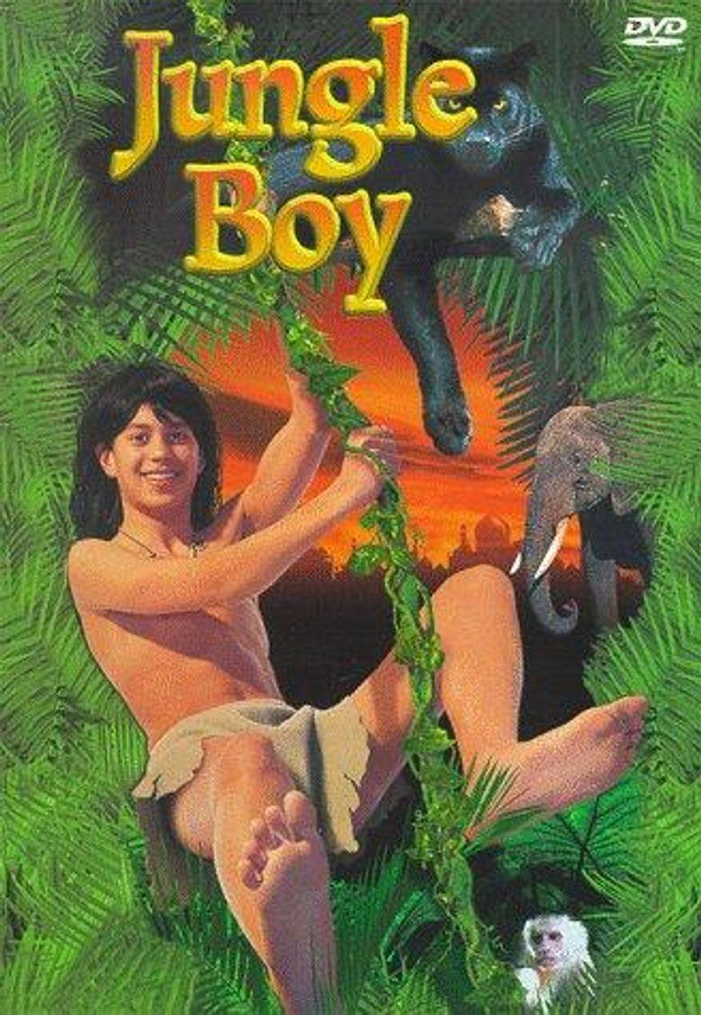 Jungle Boy Poster