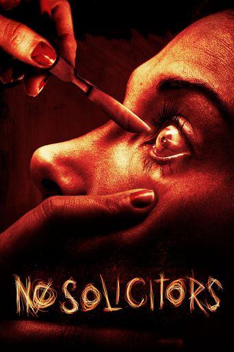 No Solicitors Poster