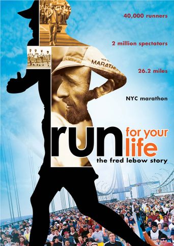 Run for Your Life: The Fred Lebow Story Poster