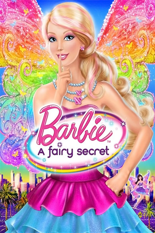 Barbie: A Fairy Secret Poster