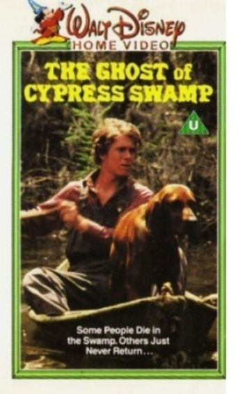 The Ghost of Cypress Swamp Poster