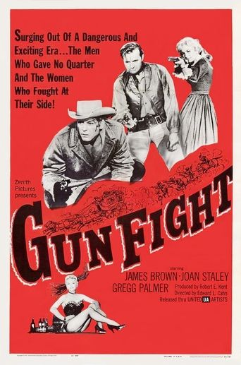 Gun Fight Poster