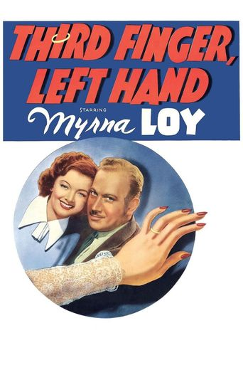 Third Finger, Left Hand Poster
