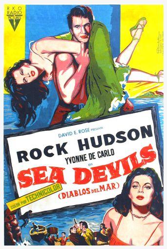 Sea Devils Poster