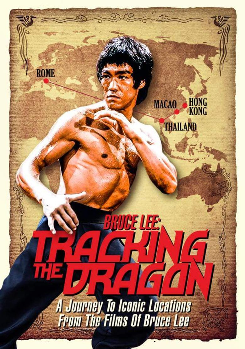 Bruce Lee: Pursuit of the Dragon (Early Version) Poster