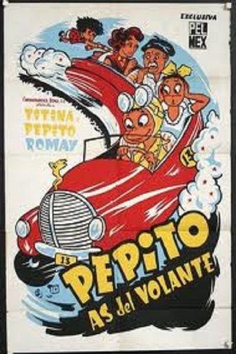 Pepito as del volante Poster