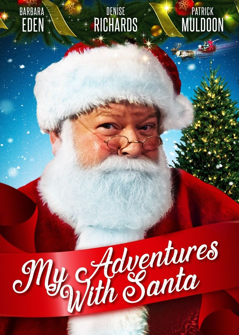 My Adventures with Santa Poster