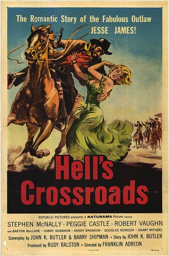 Hell's Crossroads Poster