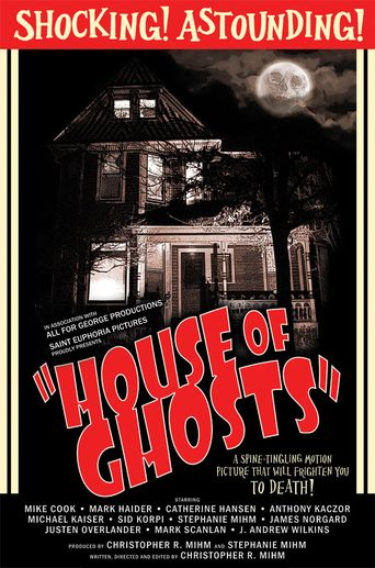 House of Ghosts Poster