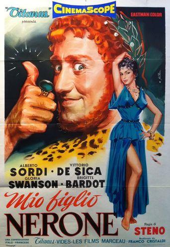 Nero's Mistress Poster
