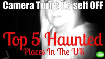 Top 5 Most Haunted Places in the UK Poster