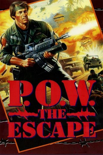 P.O.W. The Escape Poster