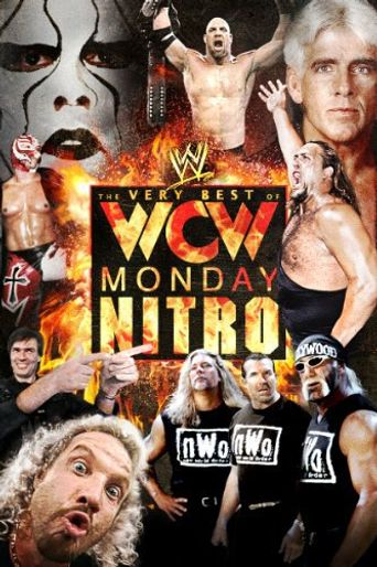 WWE: The Very Best of WCW Monday Nitro Volume 1 Poster