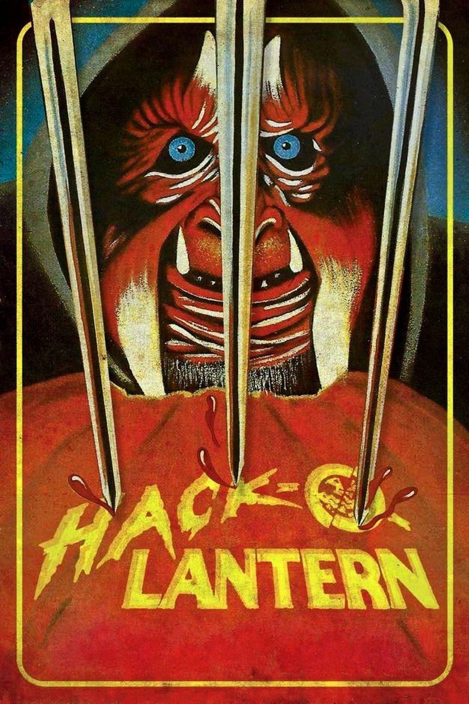 Hack-O-Lantern Poster