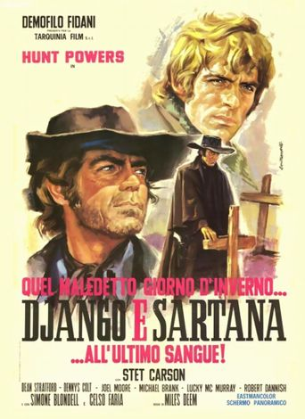 One Damned Day at Dawn... Django Meets Sartana! Poster