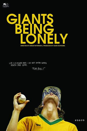Giants Being Lonely Poster