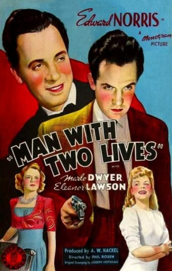 Man With Two Lives Poster
