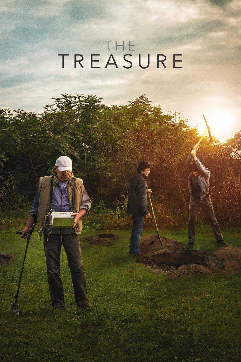 The Treasure Poster