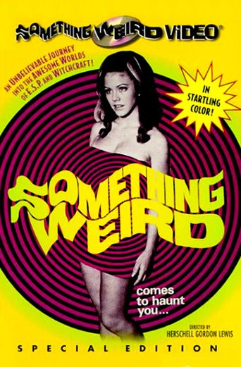 Something Weird Poster