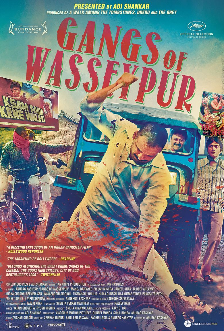 Gangs of Wasseypur - Part 1 Poster