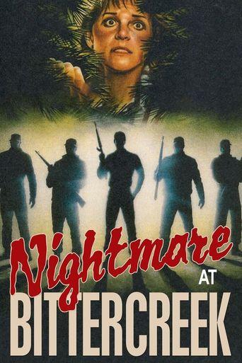 Nightmare at Bittercreek Poster