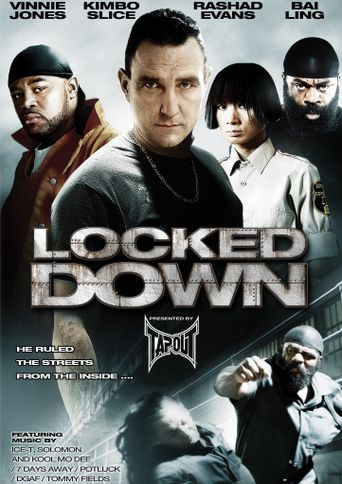 Locked Down Poster