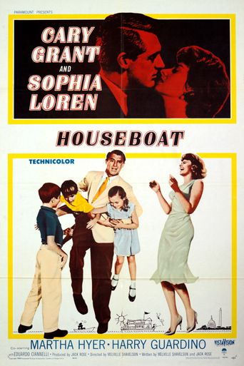 Watch Houseboat